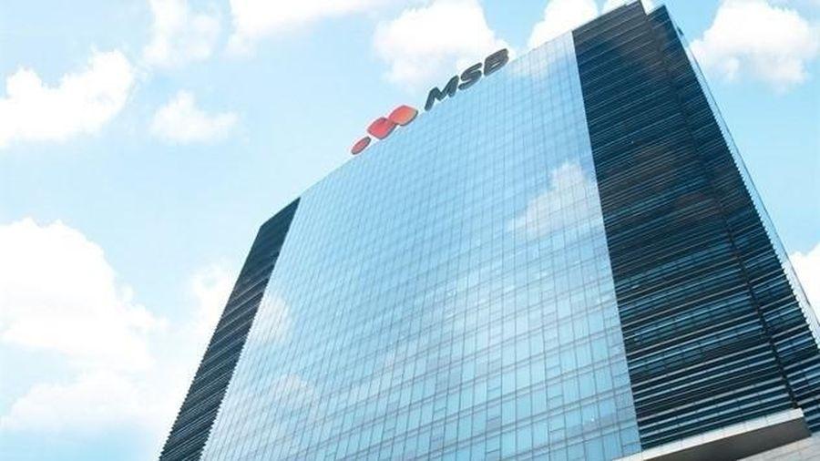Ngày 29/1, MSB sẽ chốt danh sách cổ đông thực hiện quyền mua cổ phiếu quỹ