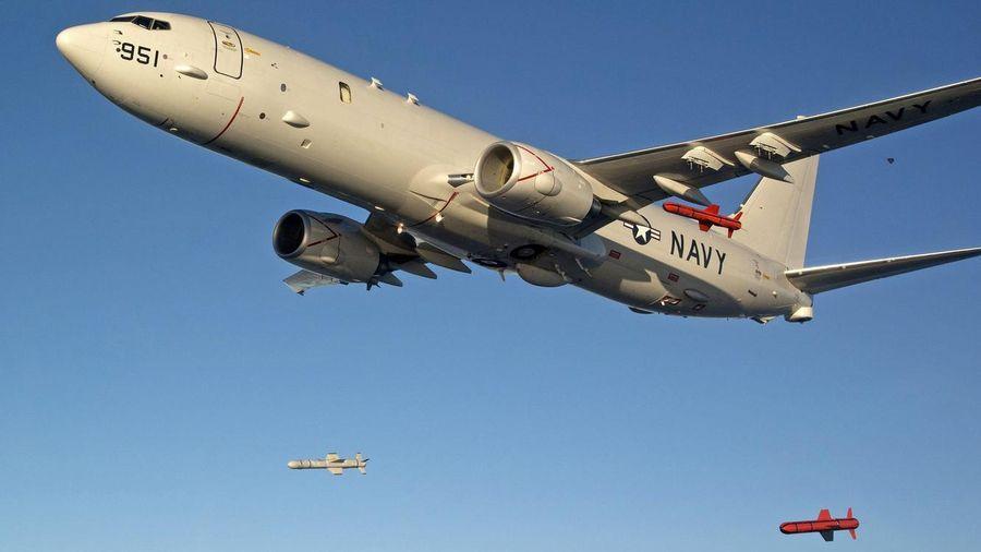 Cơn ác mộng khi Mỹ nâng cấp P-8 Poseidon thành máy bay ném bom