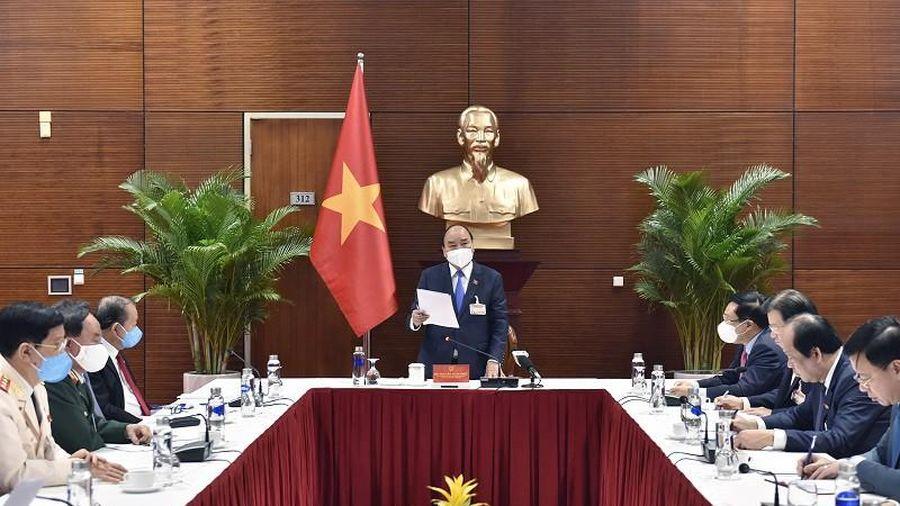 Phong tỏa toàn bộ TP Chí Linh, tỉnh Hải Dương