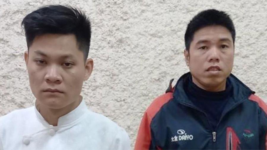Tổ chức đưa người ra nước ngoài trái phép, 2 người bị bắt giữ
