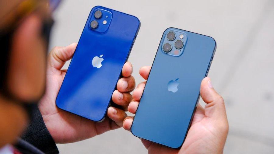 Nhờ iPhone 12, Apple đang thắng lợi chưa từng có