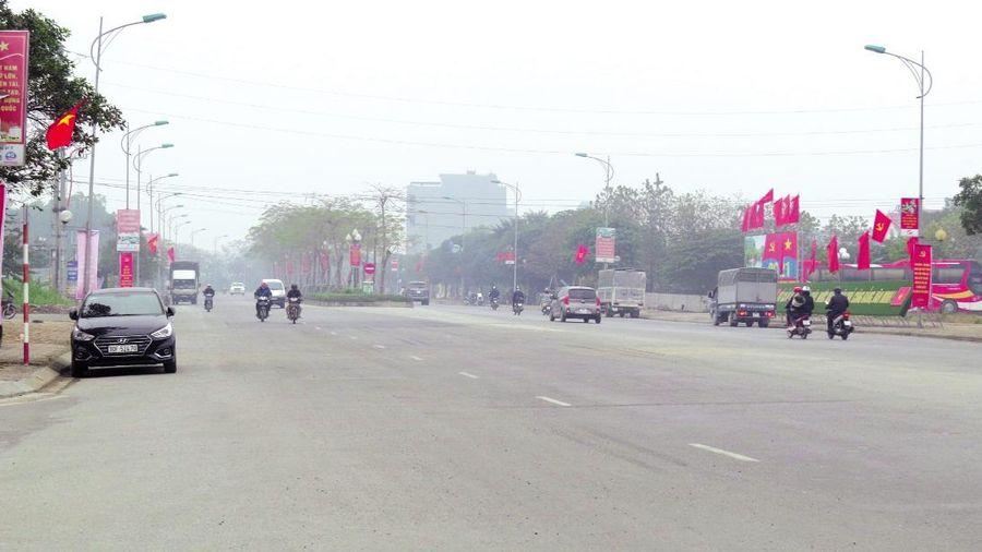 Phát triển hạ tầng giao thông ở Quốc Oai: Đòn bẩy phát triển kinh tế