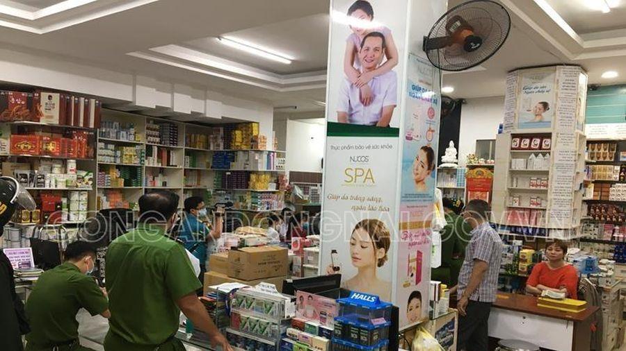 Khởi tố vụ án trốn thuế tại 3 nhà thuốc lớn nhất tỉnh Đồng Nai