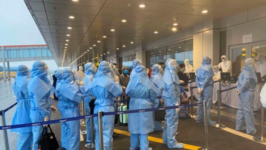 Sân bay Vân Đồn tạm ngừng hoạt động, phòng ngừa dịch Covid-19