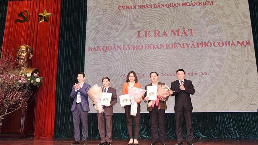 Thống nhất công tác quản lý Phố cổ Hà Nội và hồ Hoàn Kiếm