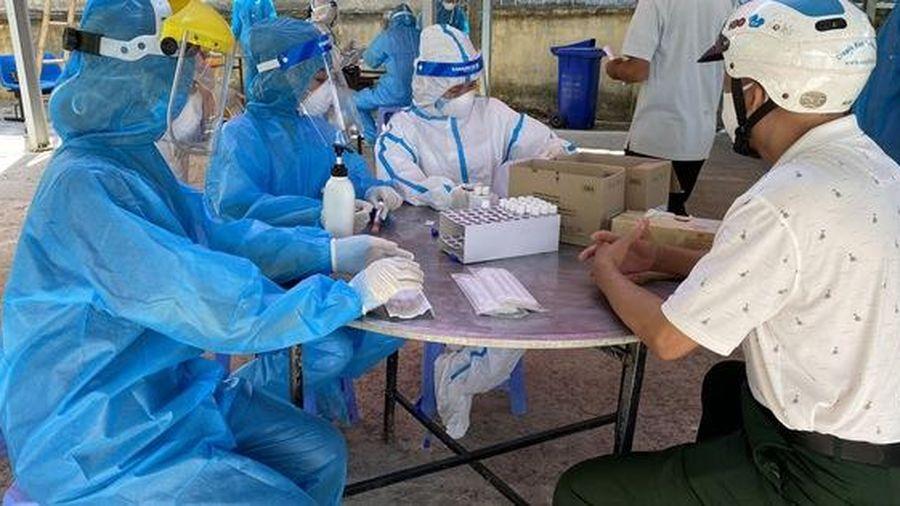 Đà Nẵng tăng cường giám sát y tế với người về từ Hải Dương, Quảng Ninh