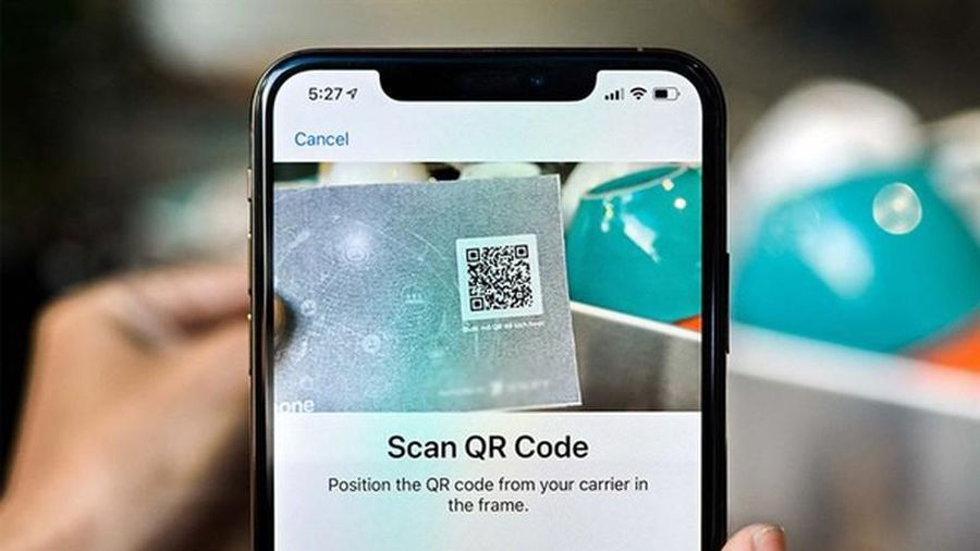Nâng cấp iOS 14.4, mọi mã QR đều bị quét qua camera 'thần thánh'