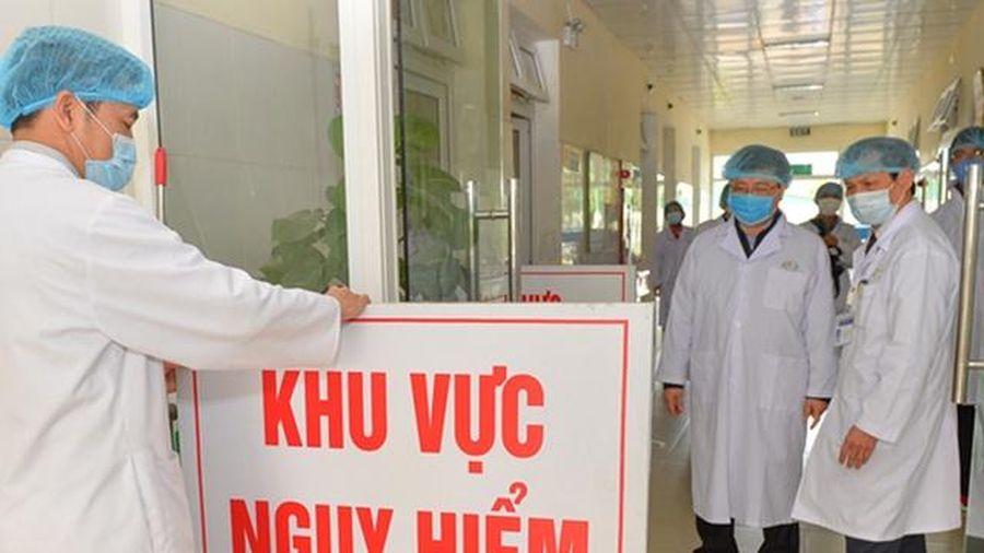Kết quả xét nghiệm 21 người liên quan đến nữ công nhân mắc SARS-CoV-2 ở Hải Dương
