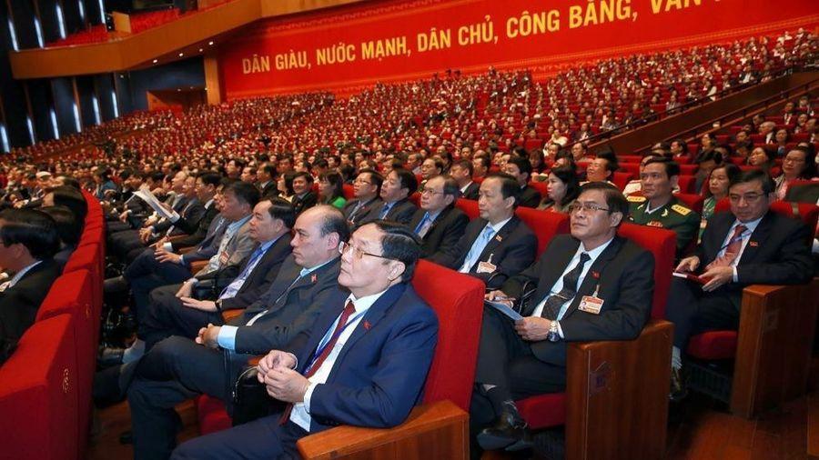 Đại hội XIII sẽ bầu Ban Chấp hành Trung ương Đảng khóa XIII gồm 200 ủy viên