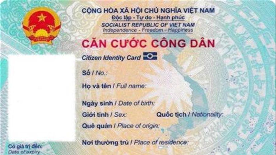 Thẻ căn cước công dân mới có thể thay cho hộ chiếu?