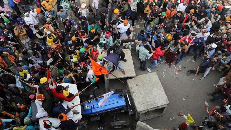 Ấn Độ: Nguồn cơn nông dân biểu tình dai dẳng, dữ dội