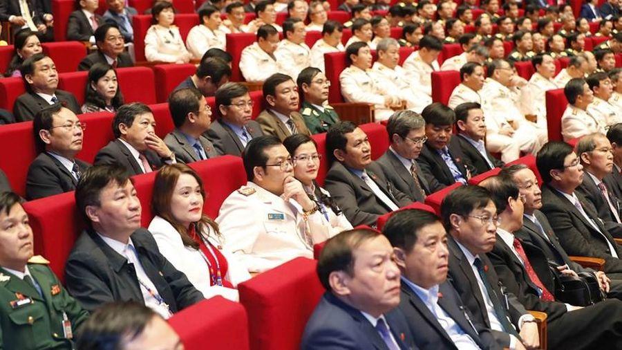Thông qua số lượng Ủy viên Ban Chấp hành Trung ương khóa XIII