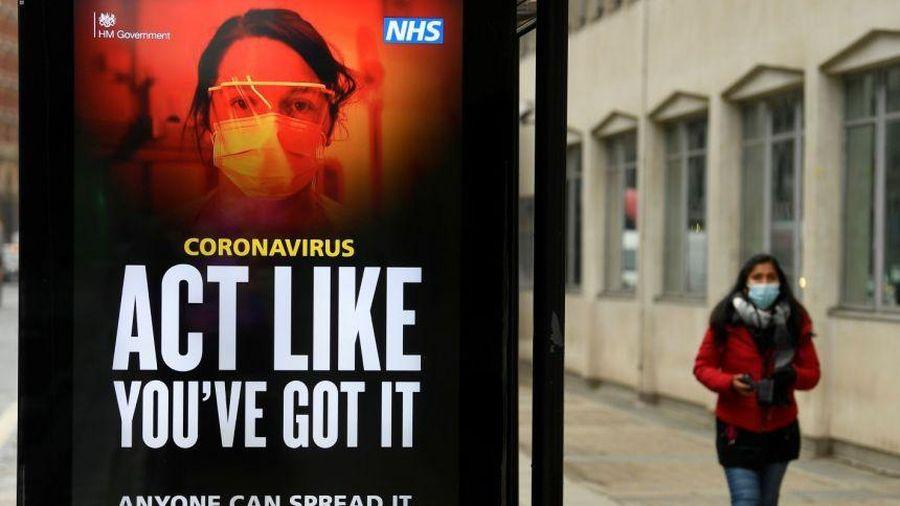WHO: Biến thể virus gây COVID-19 ở Anh đã lan tới 70 quốc gia