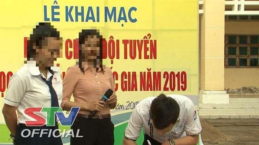 Chia sẻ ruột gan của 1 học sinh giỏi xin rút khỏi đội tuyển thi quốc gia