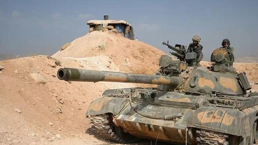 Tình hình Syria: Chiến sự Syria có loạn dưới thời Tổng thống Biden?
