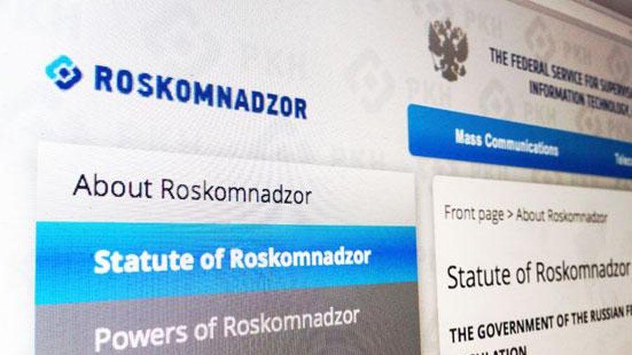 Nga phạt các cơ quan truyền thông bị coi là gián điệp nước ngoài