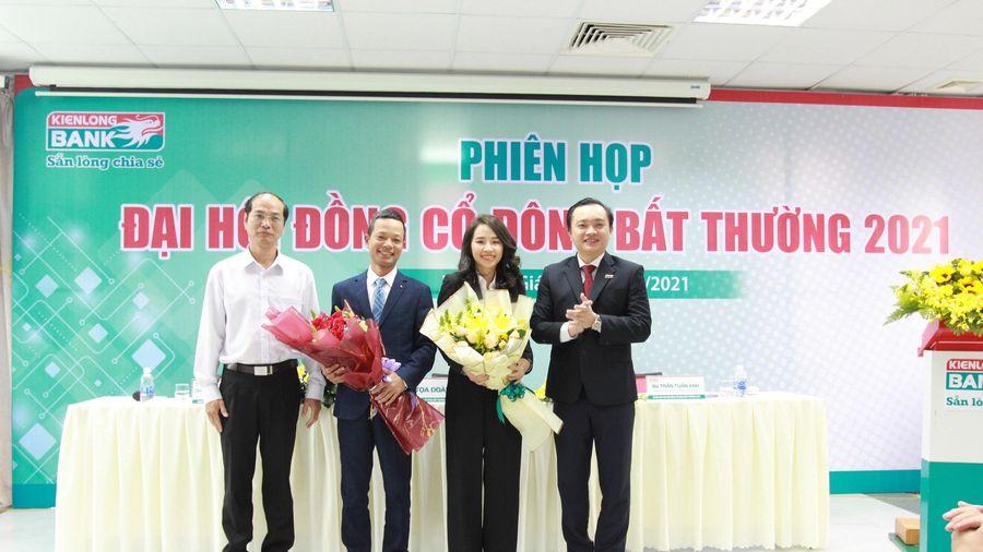 Ngân hàng Kienlongbank bầu bổ sung 2 thành viên Hội đồng quản trị