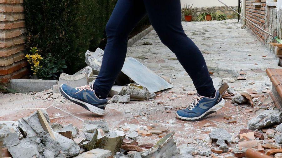 Chính quyền Tây Ban Nha trấn an người dân sau loạt trận động đất tại Granada