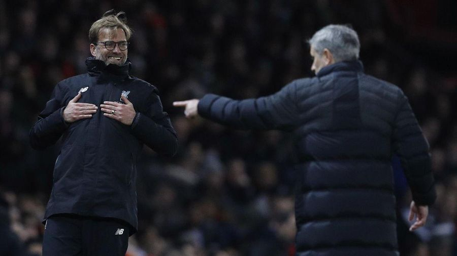 Vòng 20 Ngoại hạng Anh: Khi Klopp đối đầu Mourinho