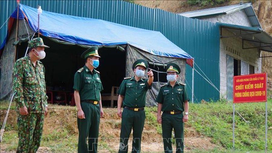Quân đội tăng cường biện pháp cấp bách phòng, chống dịch COVID-19