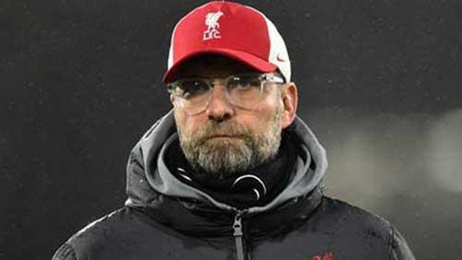 Klopp: 'Liverpool sẽ bùng cháy để đáp trả chỉ trích'