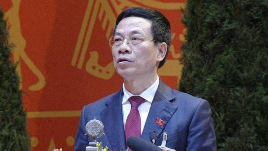 Bộ trưởng Thông tin & truyền thông: Định danh công dân trên môi trường mạng