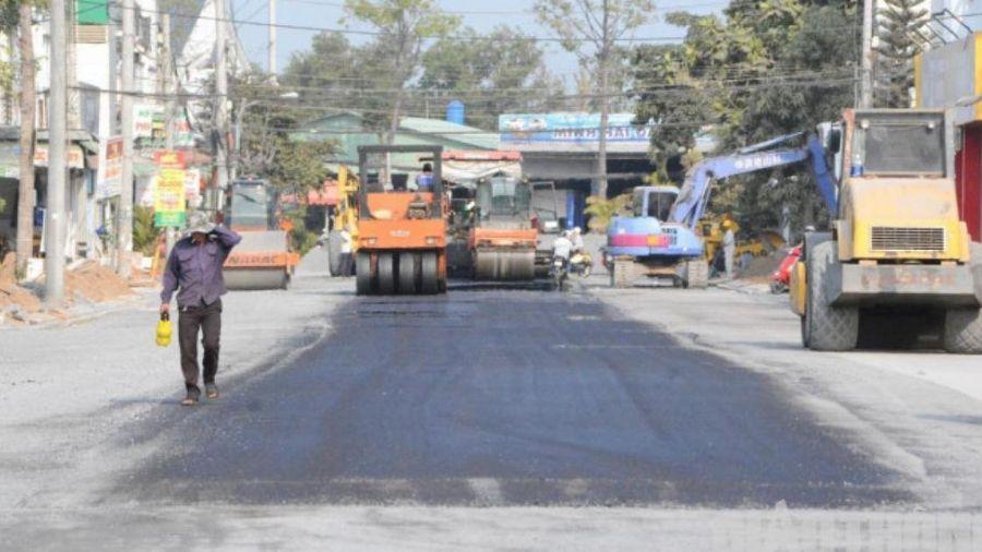 Sẽ cấm xe trên 10 tấn và xe khách trên 30 chỗ lưu thông đường Trần Hoàng Na