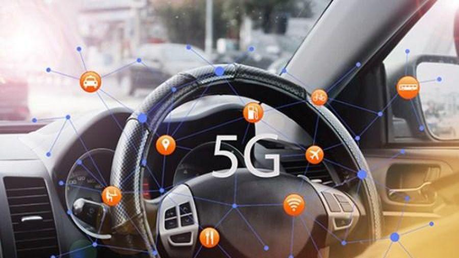 5G sẽ là yếu tố quan trọng để ô tô được kết nối hoàn chỉnh