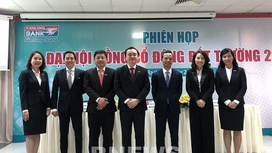 Kienlongbank đại hội bất thường, bầu bổ sung 2 nhân sự cấp cao