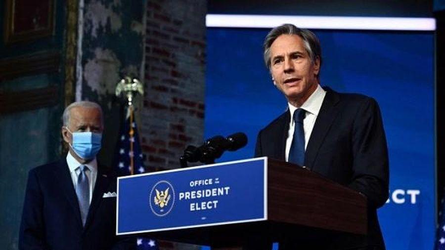 Chính quyền ông Biden cam kết ủng hộ các nước trong tranh chấp với Trung Quốc ở Biển Đông