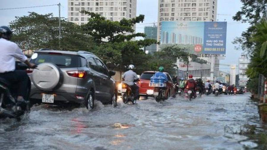 TP. HCM cần cả trăm nghìn tỷ để đầu tư các dự án chống ngập