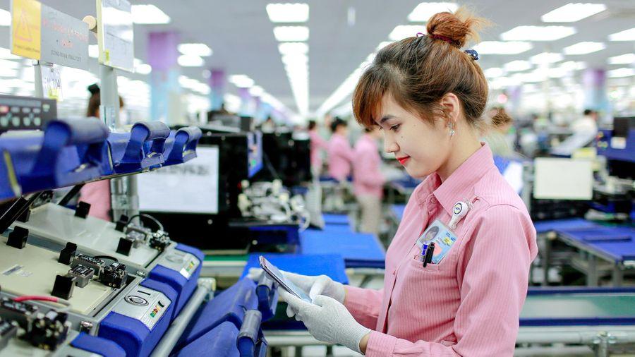 Samsung chuyển thành doanh nghiệp chế xuất tại Việt Nam