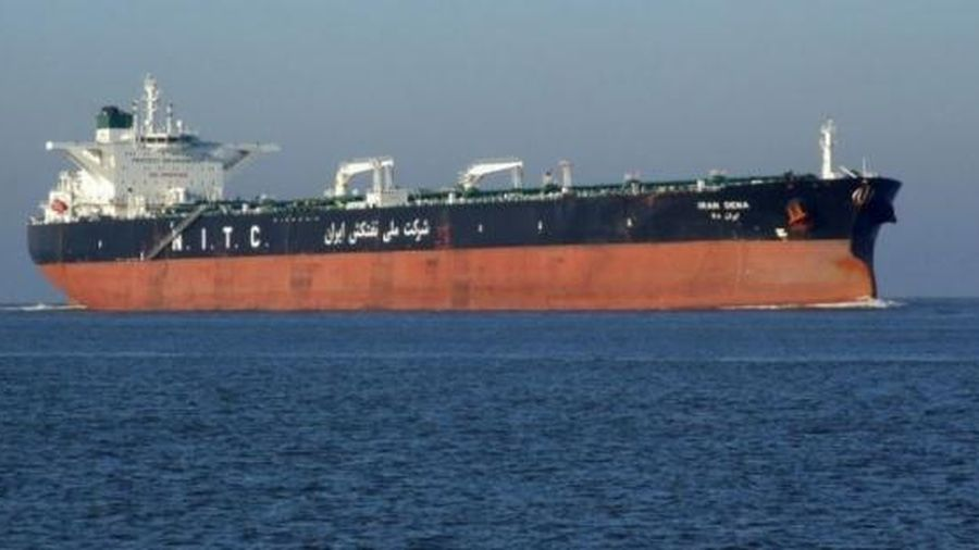 Mỹ tìm cách bắt giữ tàu nghi chở dầu của Iran