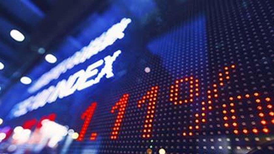 Trắng bên mua, thị trường giảm kỷ lục