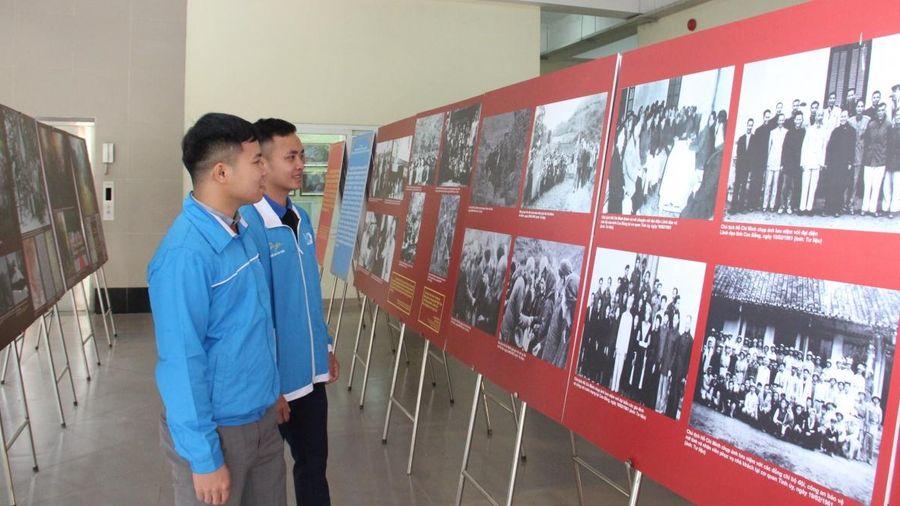Nhiều hoạt động kỷ niệm 80 năm Bác Hồ về nước trực tiếp lãnh đạo Cách mạng Việt Nam