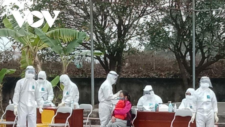 Hôm nay, Việt Nam có 91 ca mắc COVID-19, trong đó 84 ca lây nhiễm cộng đồng