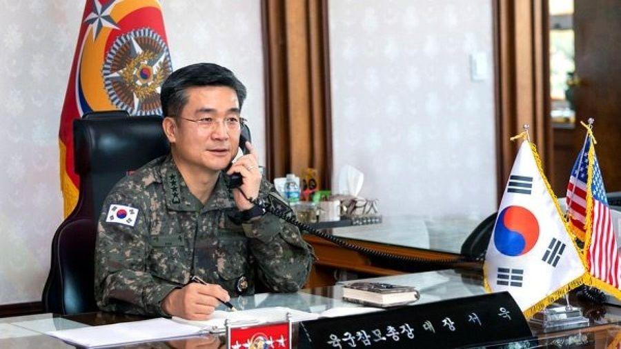 Hàn Quốc và Mỹ chuẩn bị tập trận liên quân