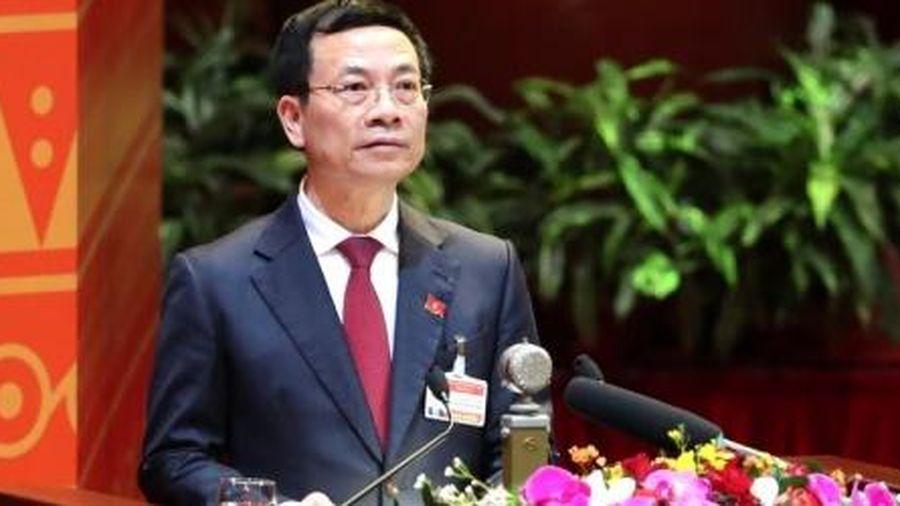 Bộ trưởng Nguyễn Mạnh Hùng: Phát huy nội lực là cách làm của Việt Nam