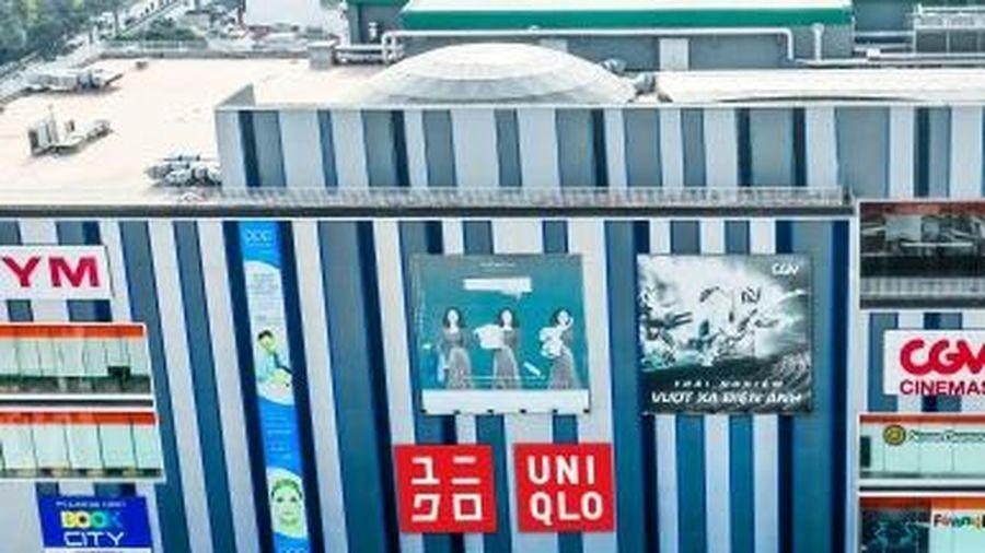 UNIQLO công bố mở rộng kinh doanh tại Tp.HCM với cửa hàng mới trong Vạn Hạnh Mall
