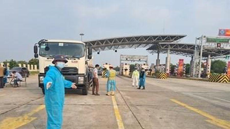 Yêu cầu Sở GTVT Hải Phòng cho lưu thông vận tải hàng hóa từ Hải Dương
