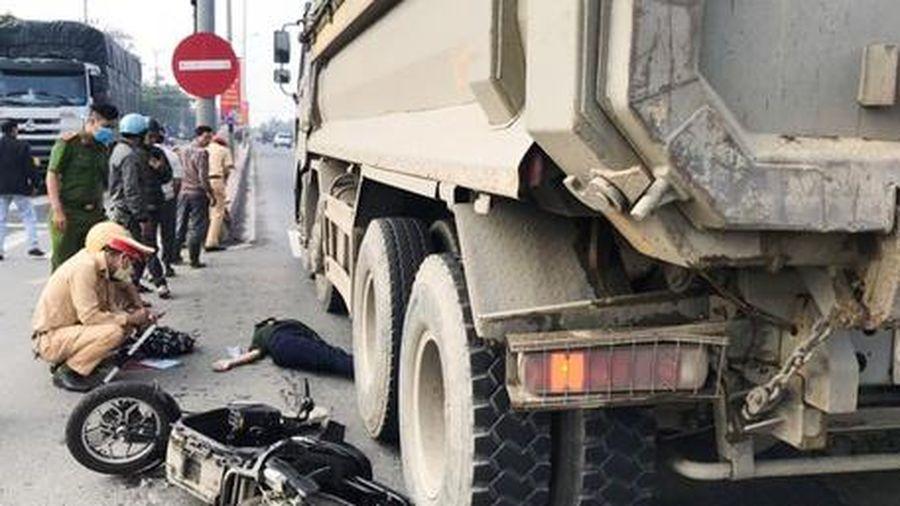 Tạm giữ tài xế gây tai nạn chết người