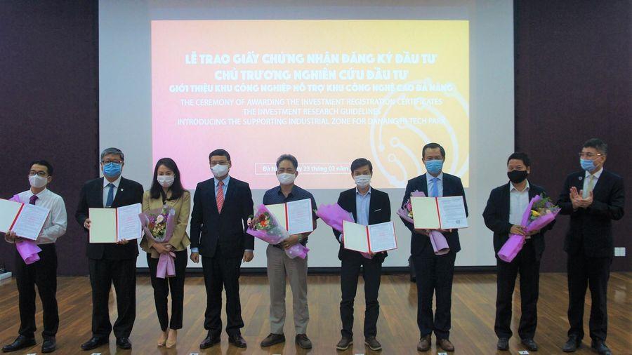 Đà Nẵng: Hàng trăm triệu USD đầu tư vào lĩnh vực công nghệ cao