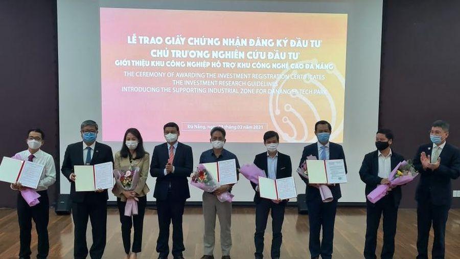 Chuyển đổi Khu phụ trợ dự án thành Khu công nghiệp hỗ trợ ở Đà Nẵng