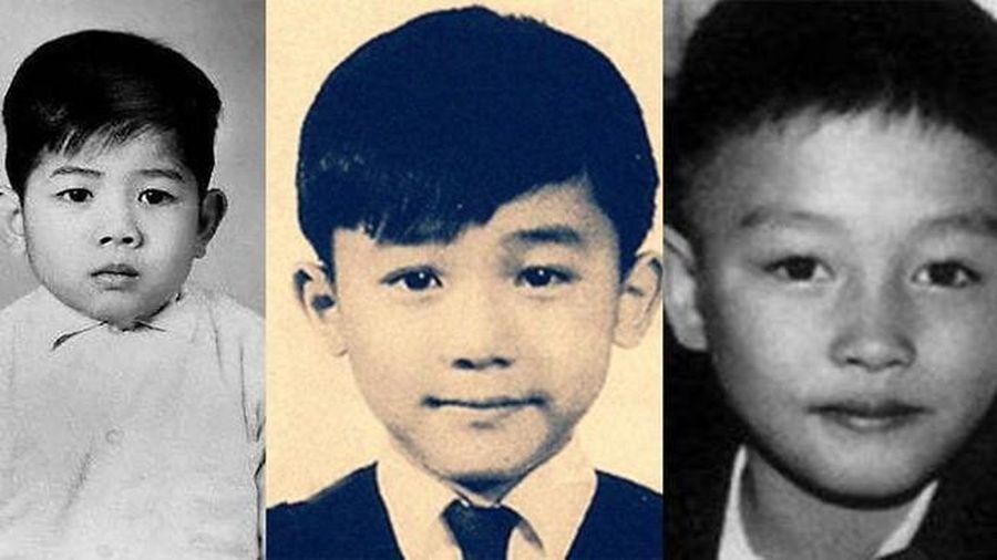 Ngỡ ngàng hình ảnh thời thơ ngây của dàn sao nam đình đám Hoa ngữ