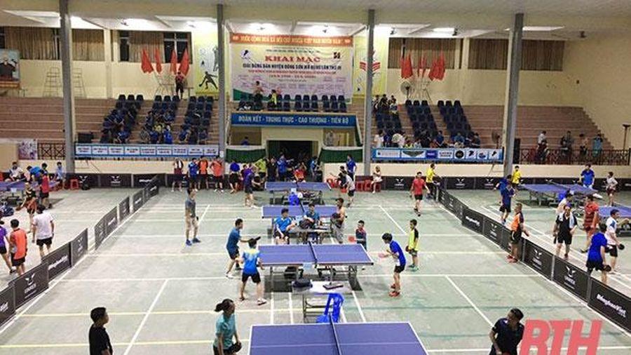 Huyện Đông Sơn phát triển phong trào thể dục, thể thao