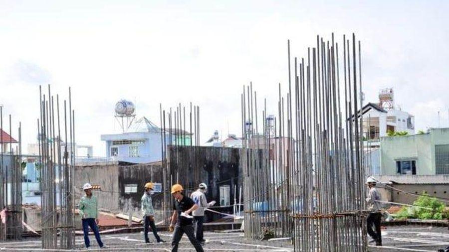 Không quy định phân cấp công trình cải tạo