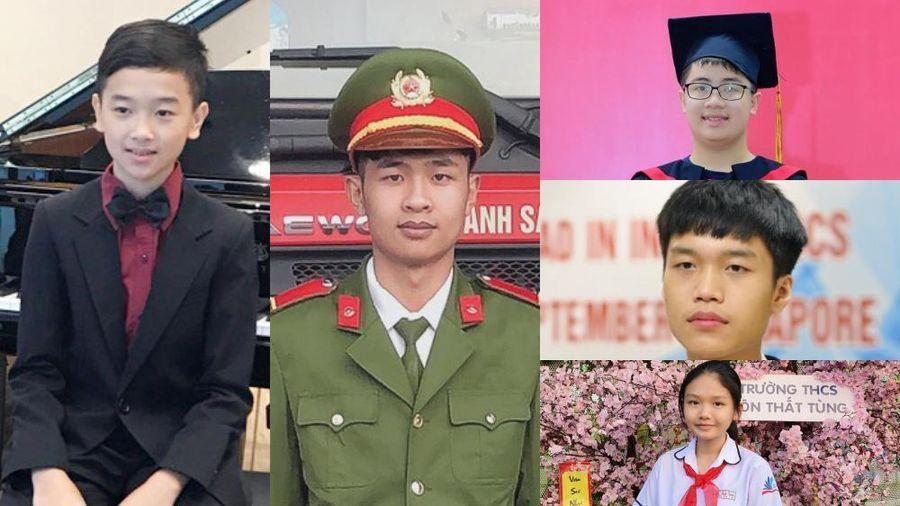 Gương mặt trẻ Việt Nam tiêu biểu 2020: Ấn tượng với dàn gương mặt thế hệ Z sở hữu thành tích khủng