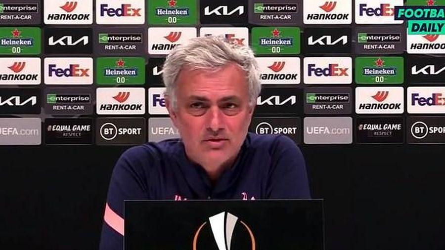 Mourinho nói về mong muốn lịch sử tại Tottenham
