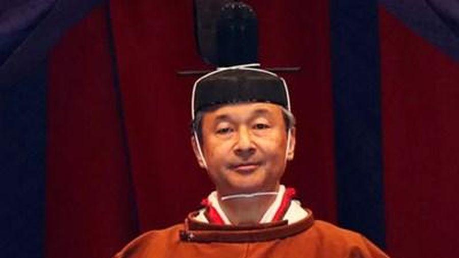 Điện mừng Ngày sinh của Nhà Vua Nhật Bản