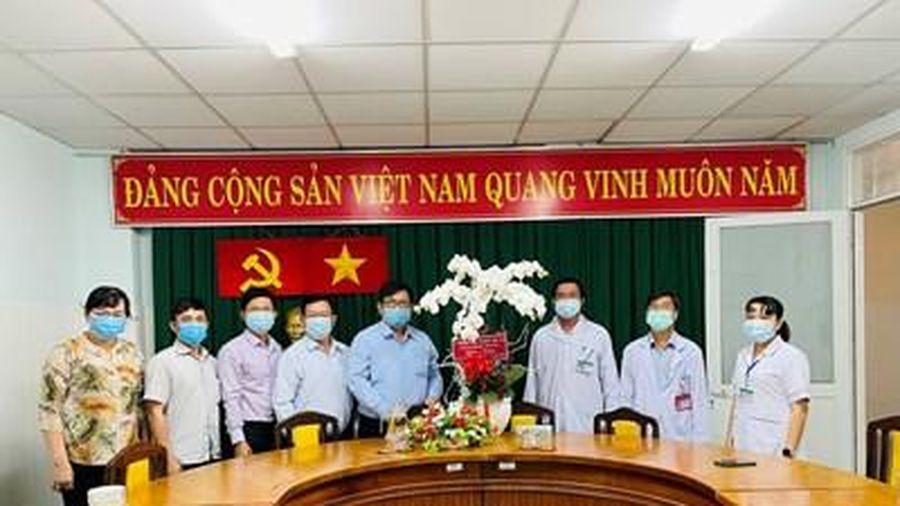 TP Hồ Chí Minh hỗ trợ tỉnh Hải Dương 2 tỷ đồng phòng chống dịch COVID-19